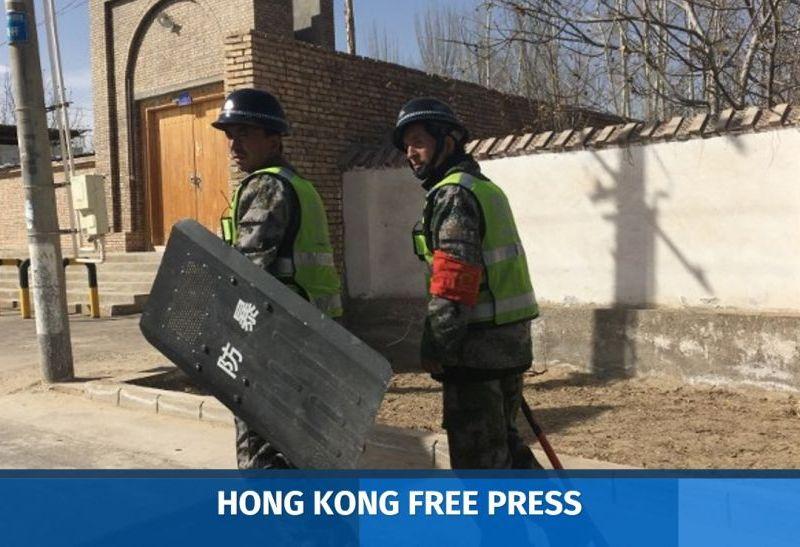 china xinjiang