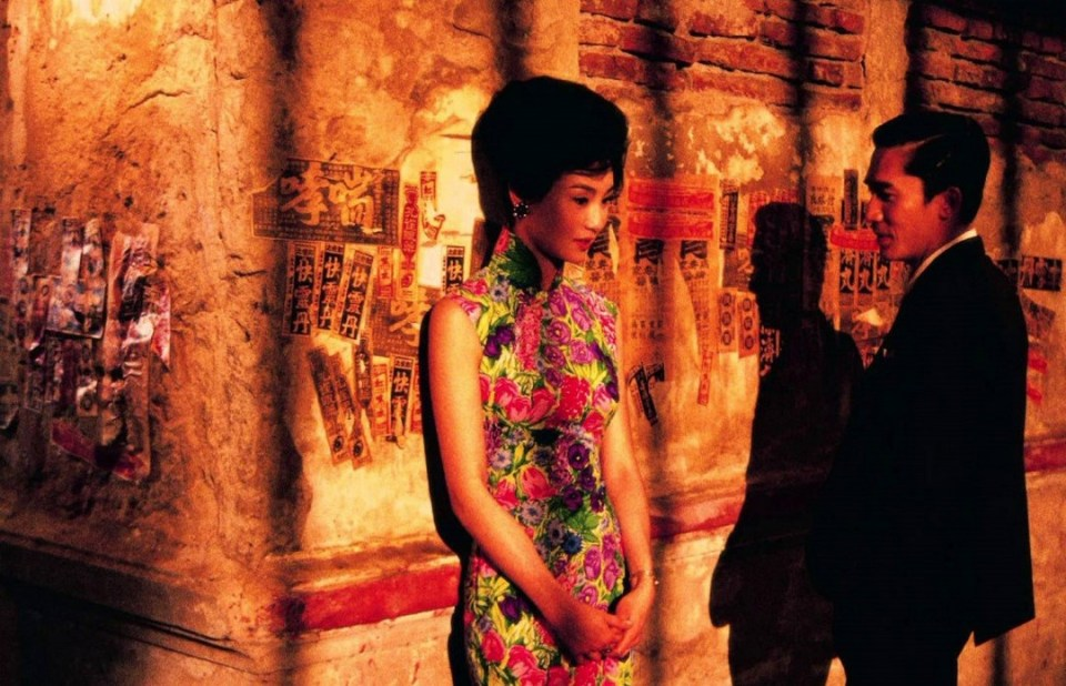 Wong Kar-wai in the mood for love Liu yichang