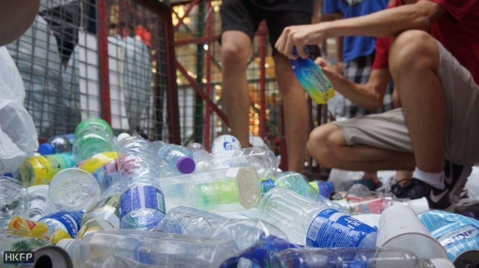 juyl 1 recycle green plastic
