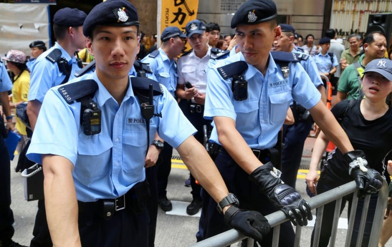 july 1 police protest