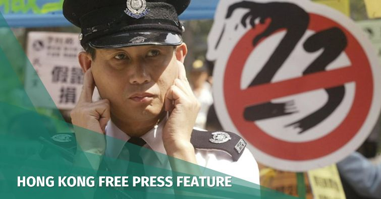 article 23 hong kong security law