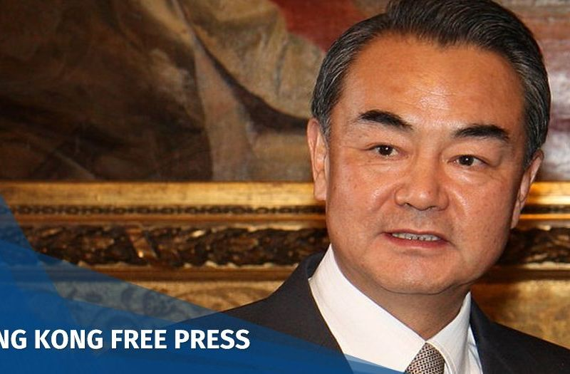 wang yi censorship