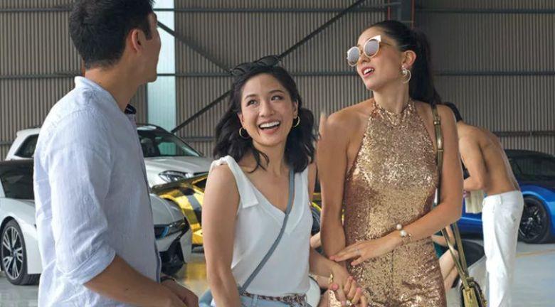 crazy rich asians film