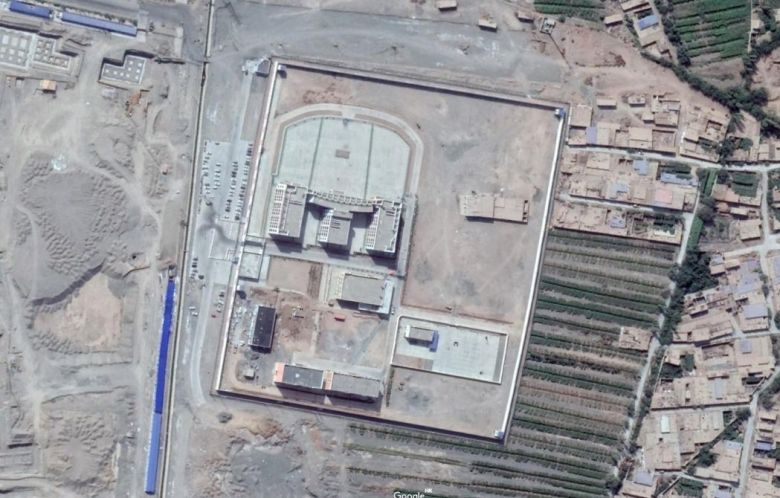 Satellite Imagery of Xinjiang