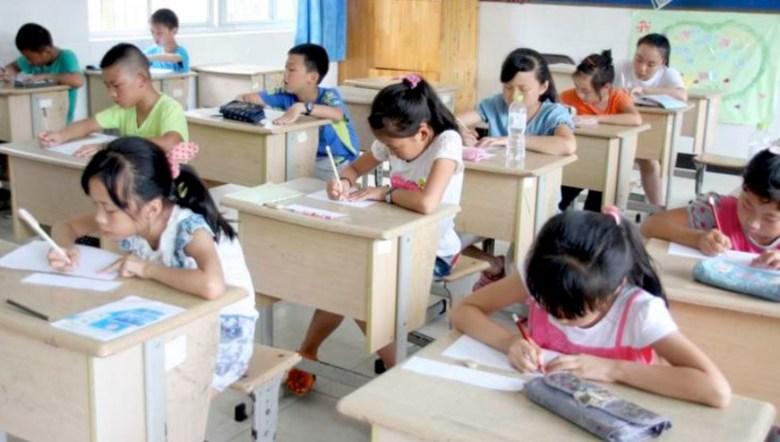 school children english