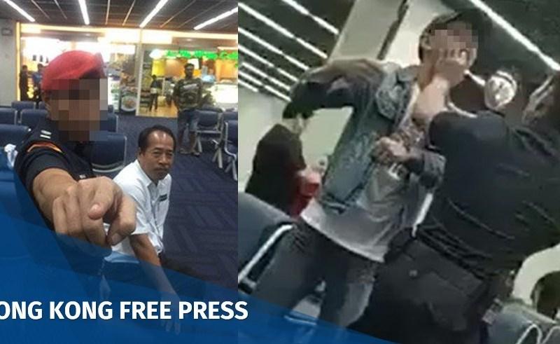 thailand tourist chinese assault