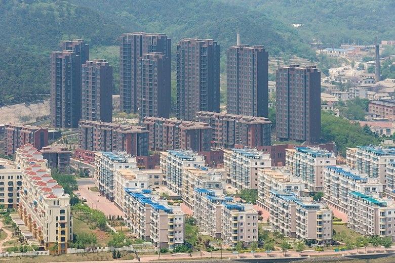 Lüshun city, Liaoning, China