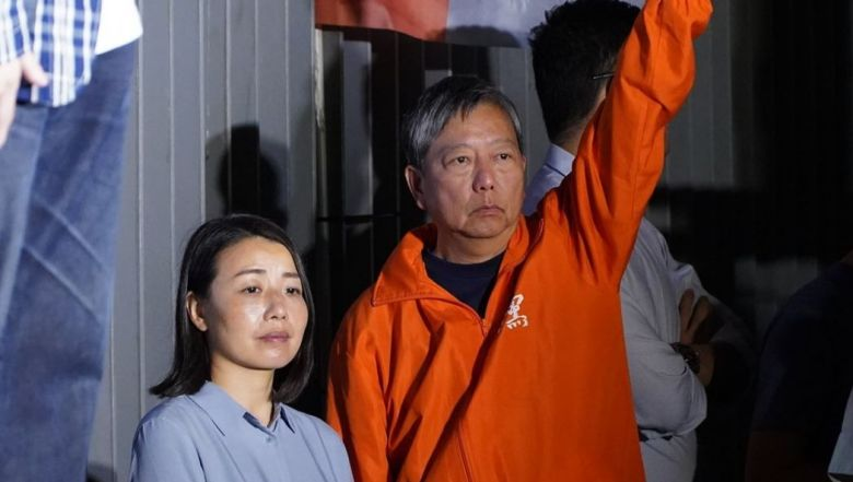 Lau Siu-lai Lee Cheuk-yan