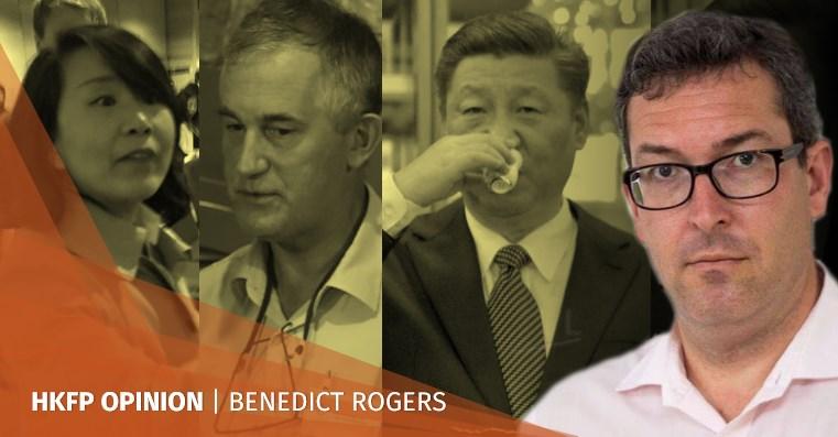 benedict rogers china