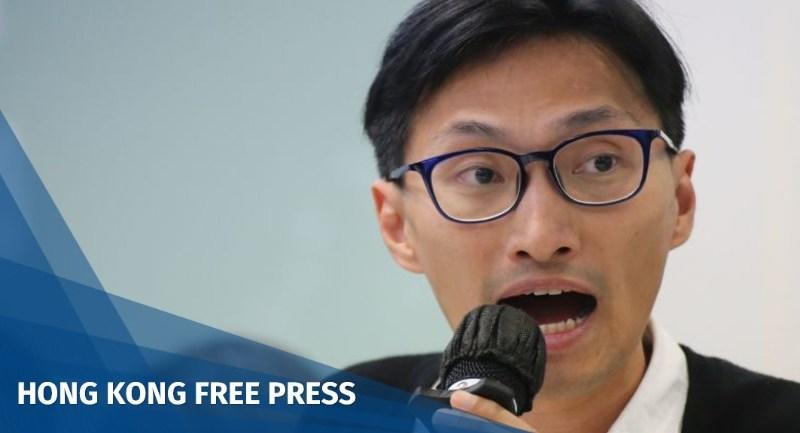 eddie chu banned election