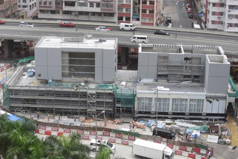 To Kwa Wan station