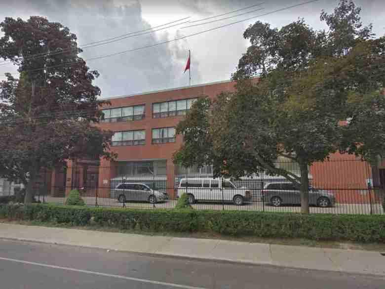 China consulate general toronto canada