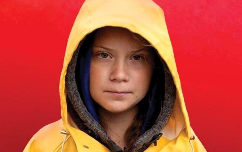 Greta Thunburg