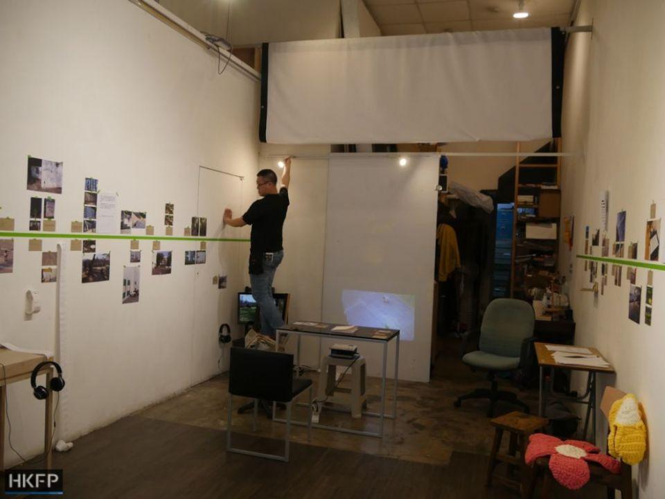 cccd artspace green wave art