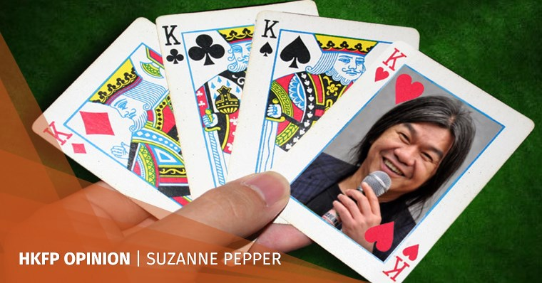 Leung Kwok-hung suzanne pepper