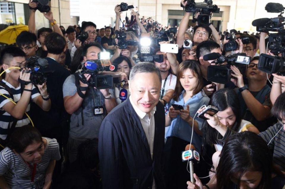 benny tai court jail