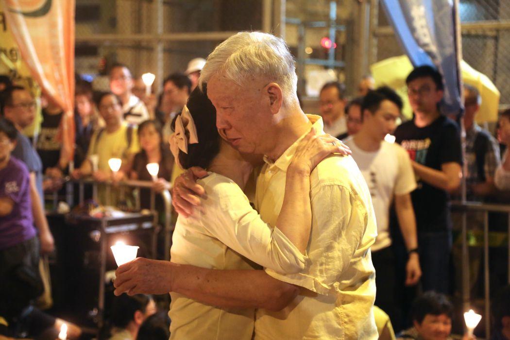 Claudia Mo Reverend Chu Yiu-ming