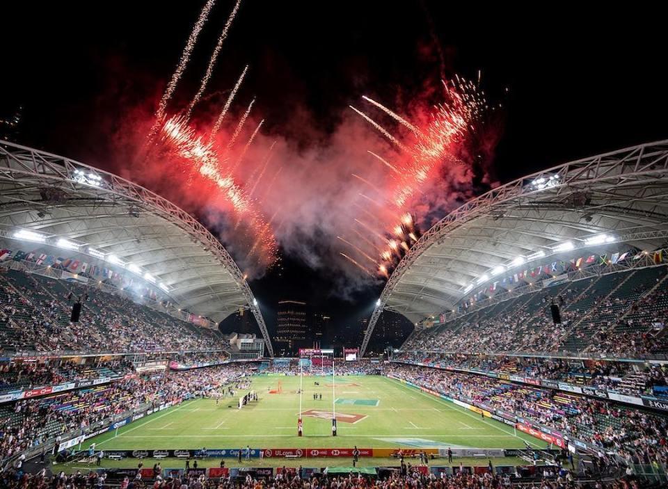 Hong Kong Stadium rugby sevens