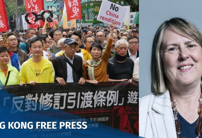 China extradition fiona bruce