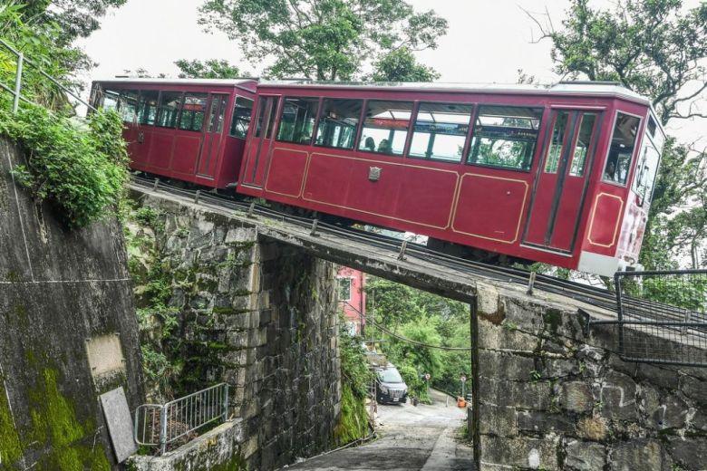 peak tram