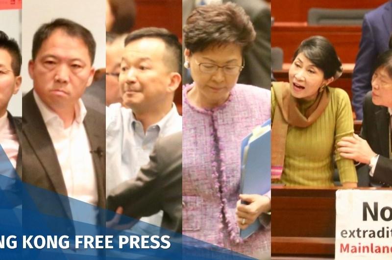 extradition lam legislature