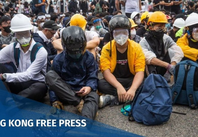 protesters anti-extradition