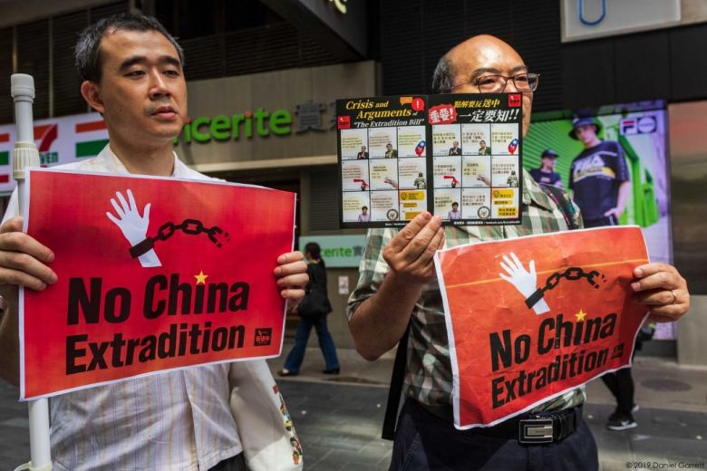 saturday extradition protest china (2)