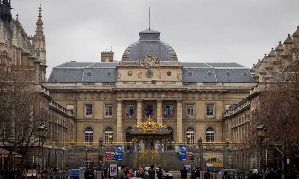 Palais de Justice de Paris