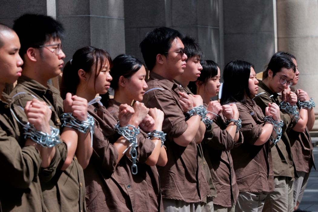 china extradition students
