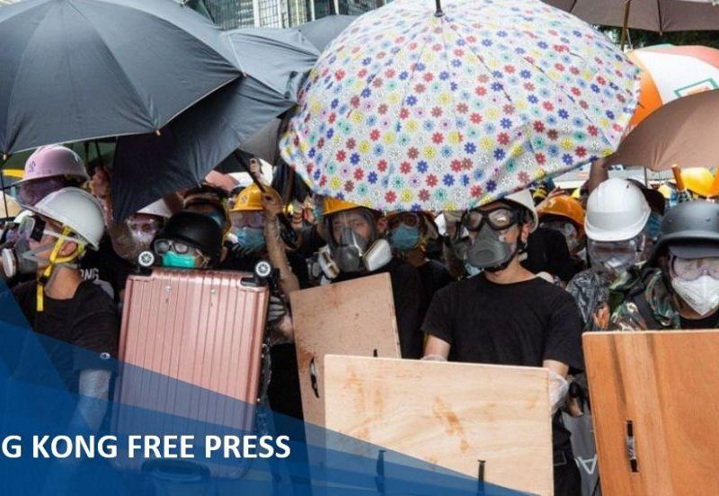 july 1 protest arrests