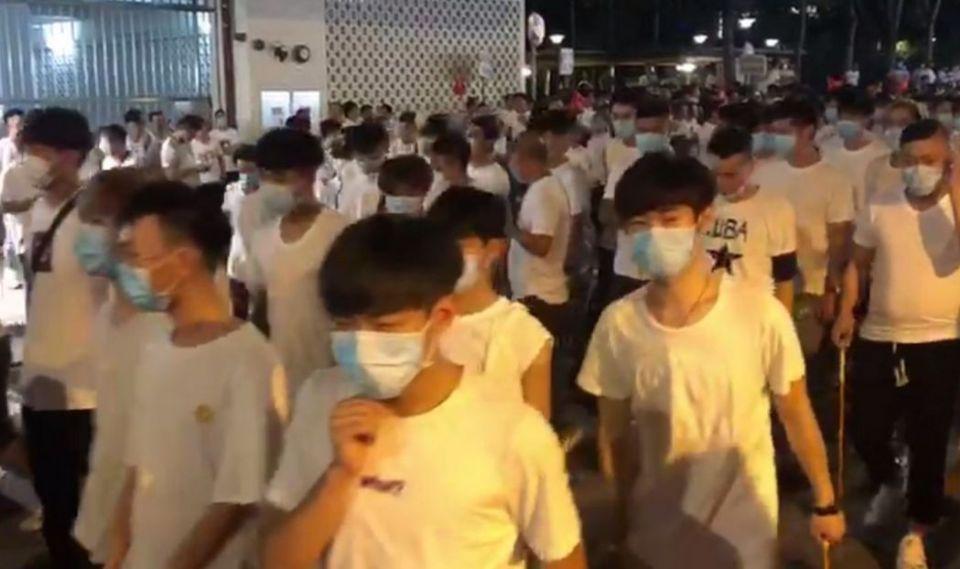 yuen long july 21 china extradition