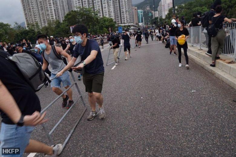 july 14 sha tin china extradition