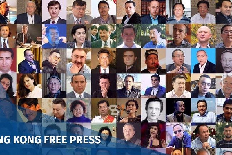 uyghur missing