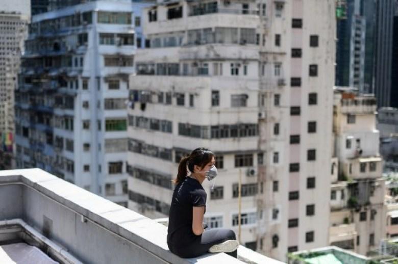 Jane Hong Kong protester