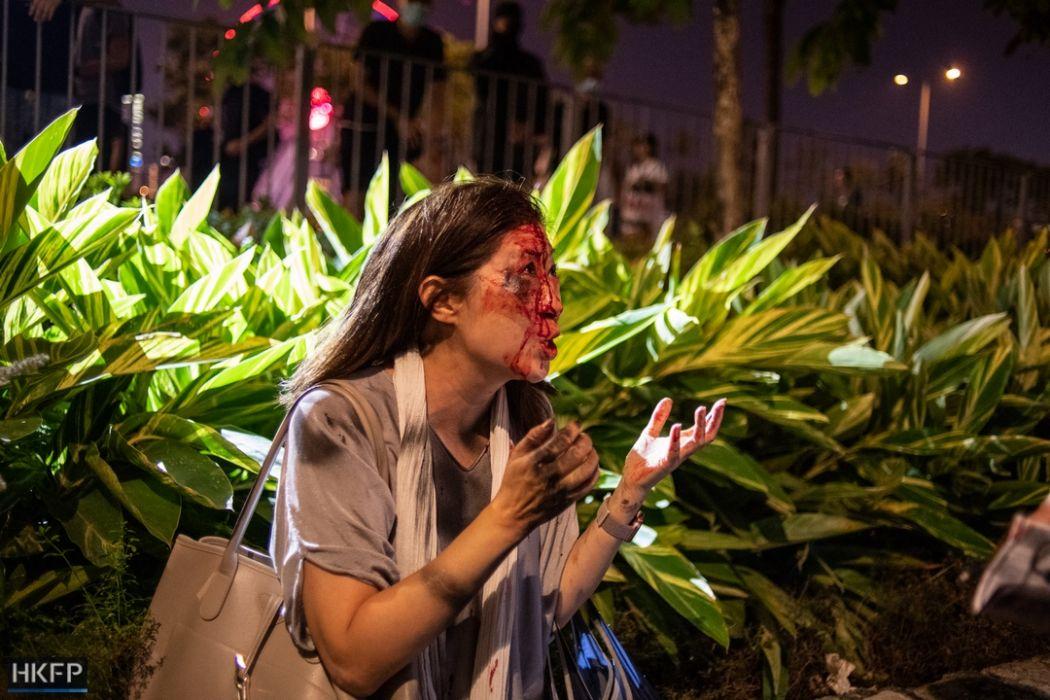 san uk ling September 27 assault woman