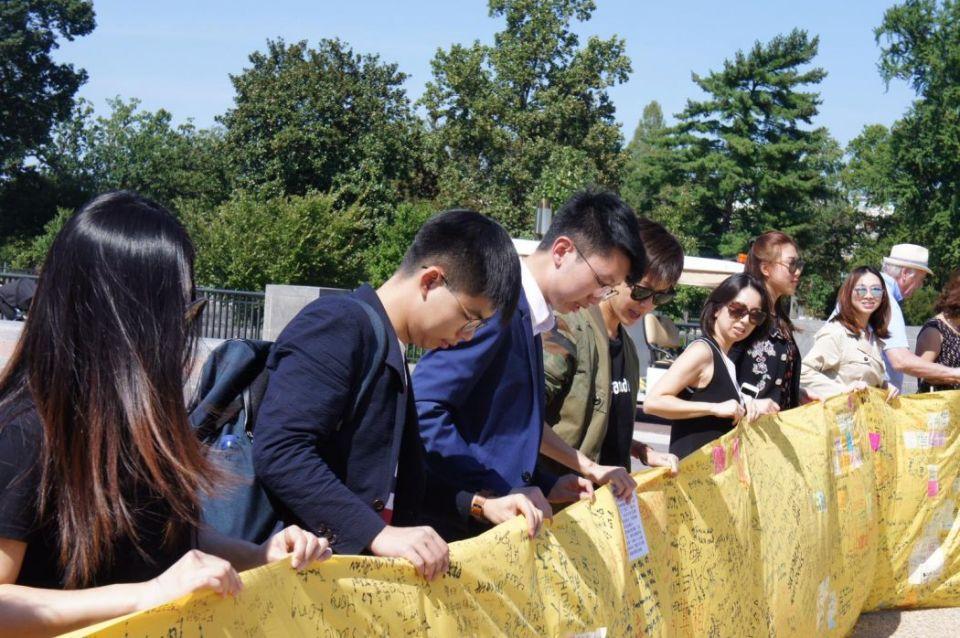 hong kong activists usa