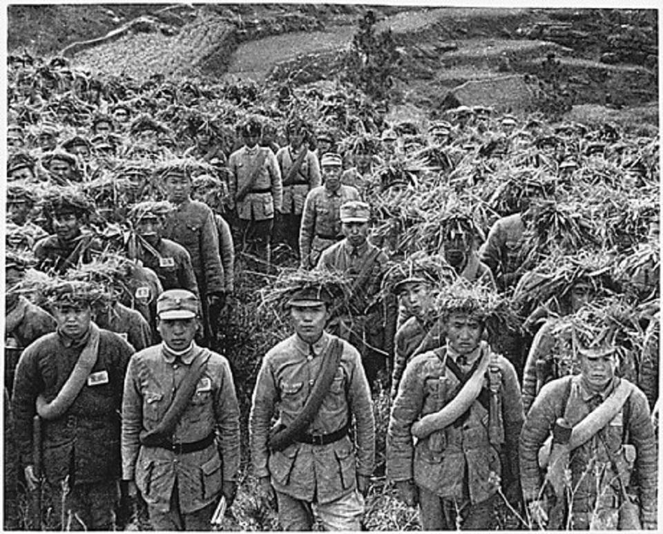 World War 2 China