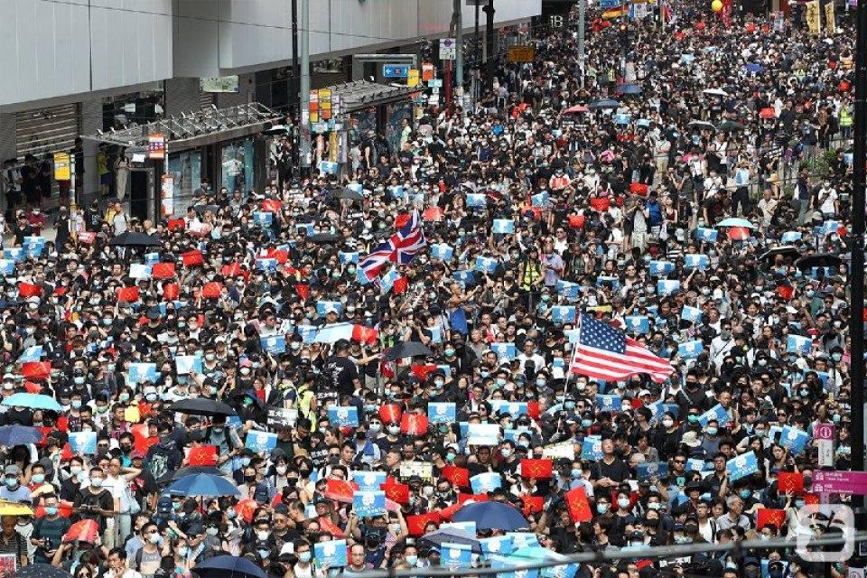 September 15 rally