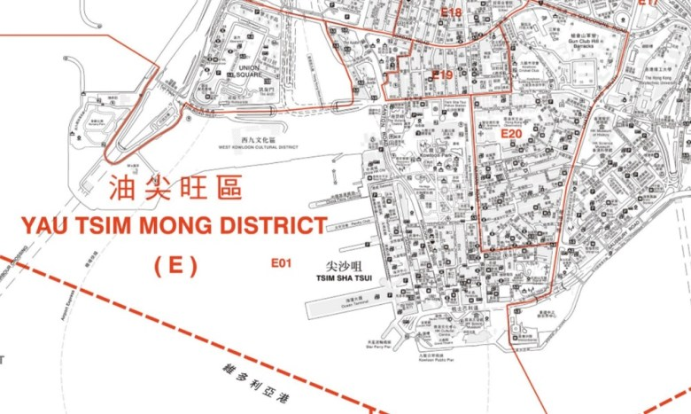 leslie chan ka-long tsim sha tsui district council