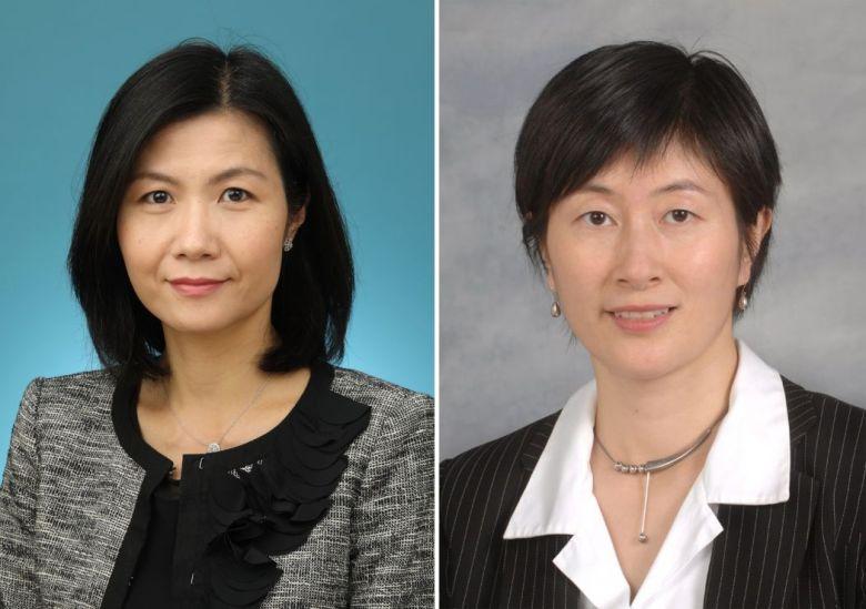 Dorothy Ma Laura Liang Aron
