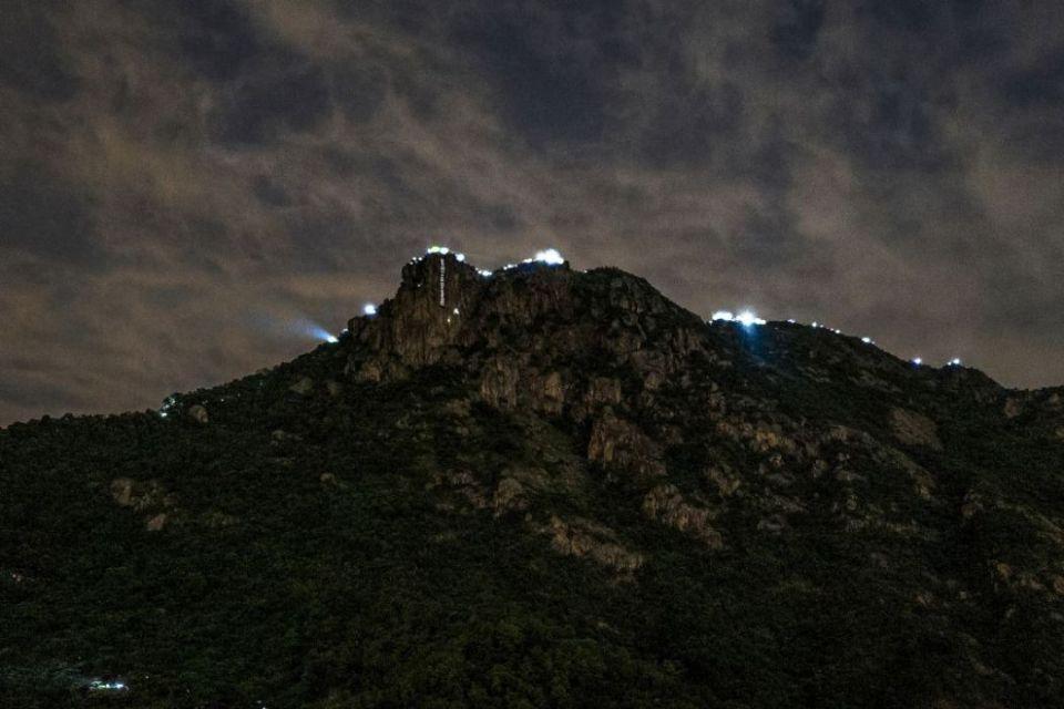 September 13, China Rock Lion extradition the Hong Kong way