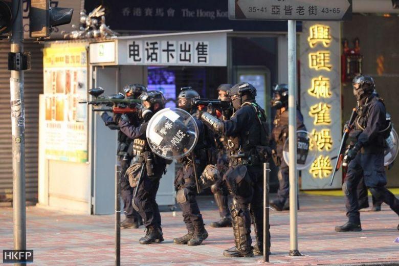 police october 20