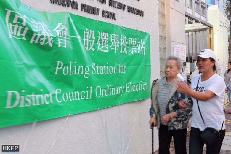 elderly vote district council election november 11 (3)