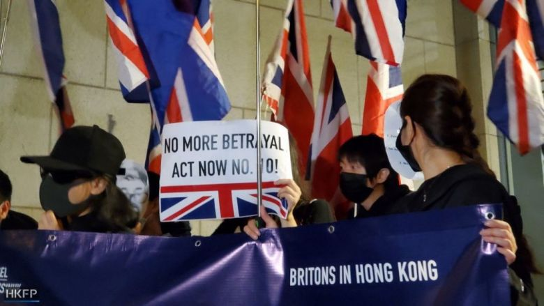 november 29 uk consulate simon cheng britain (2)