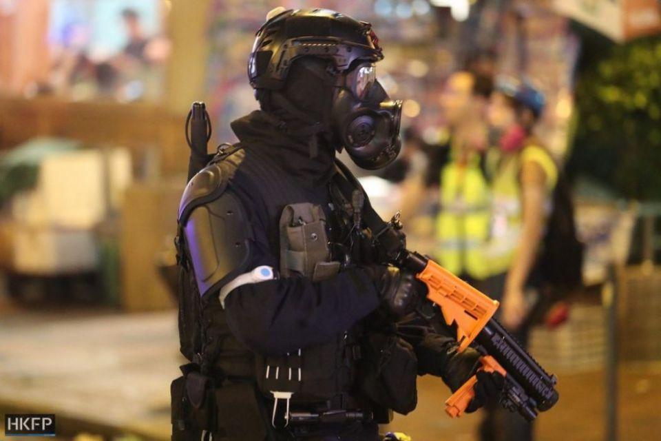 police november 2 island