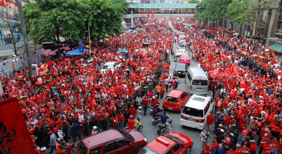 Thailand protest, 2010