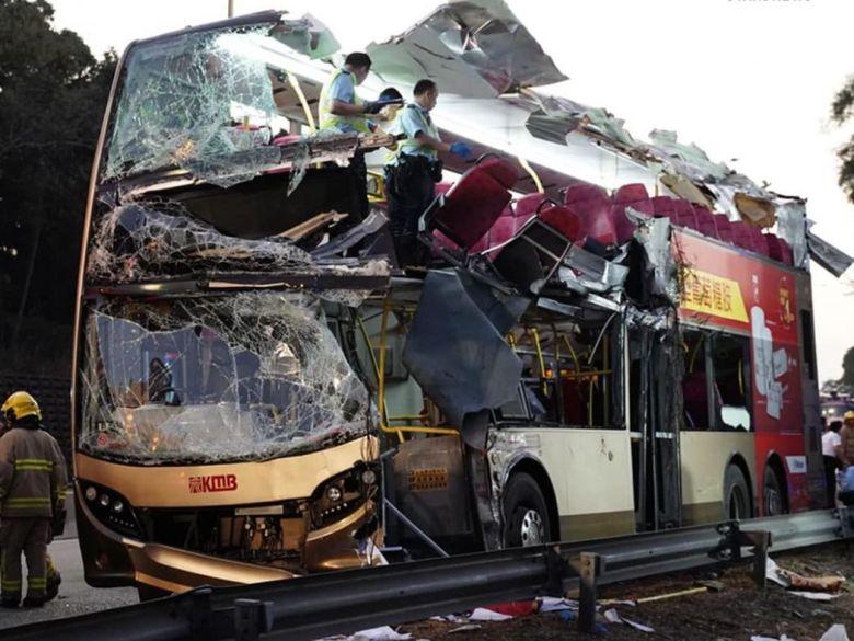 kwu tung bus crash