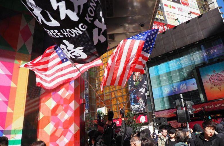 """december 9"" civil front flags"