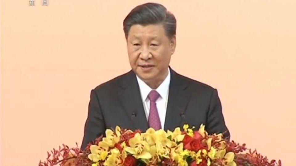 Xi jinping macau