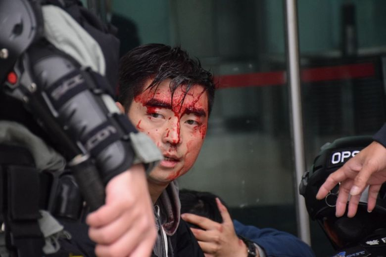 police officer attacked January 19